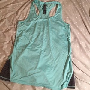 RBX Tiffany blue workout clothes